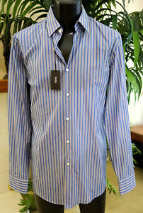 Hugo-Boss-Casual-Shirt-16-34-35-M-New-W-tags
