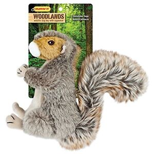 RHODE ISLAND TEXTILE 16272 Squirrel Plush Toy, Large