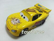 Mattel Disney Pixar Cars No.95 Lightning Mcqueen Australia Toy Car 1:55 Loose