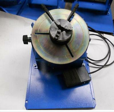 Best 300kg 661lbs Automatic Welding Positioner Turntable New