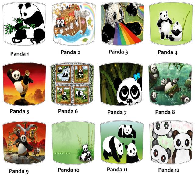 abat-jour idéal correspond à Kung Fu Panda couettes & coussins, Panda