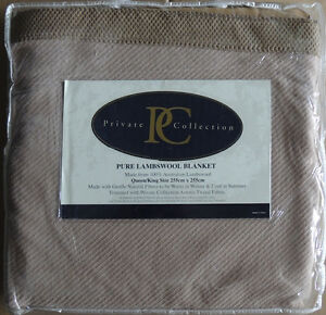 Australian-Lamb-s-Wool-Blanket-by-Private-Collection-Coffee-Queen-King