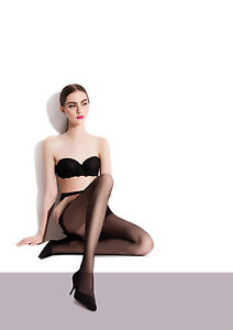 New-Fiore-Lili-Classic-Sheer-Tights-20-Denier-Slight-Sheen-Many-Color-Choices