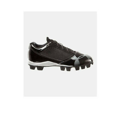Under Armour New Mens Clean Up II Low Pro Baseball Cleats Black//White Sz 14 M