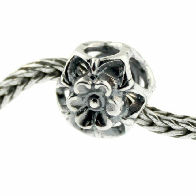 Authentic Trollbeads Sterling Silver 11230 Plait 0 RETIRED