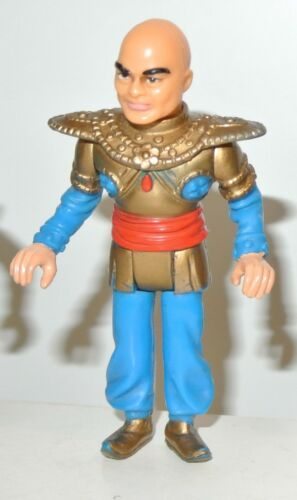 Captain scarlet action figures Colonel White Blue Virgil Tracy Thunderbirds