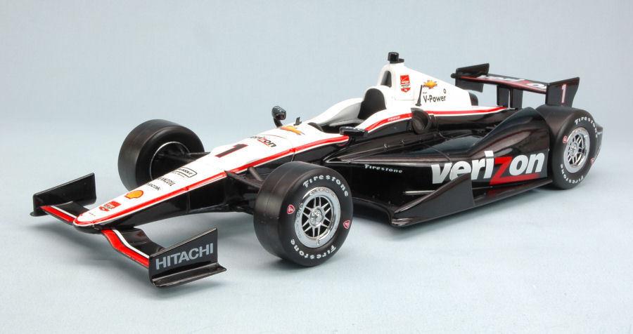 Penske Racing  1 Will Power 2015 1 18 Model 10963 vert LIGHT