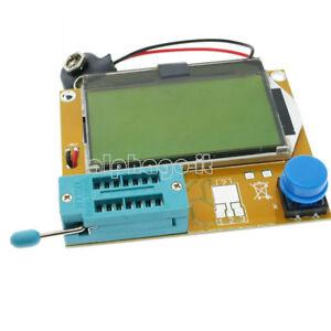 Mega328-LCR-T4-Transistor-Tester-Diode-Triode-ESR-Meter-Capacitance-Inductance