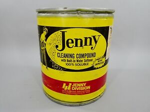 1970s-Vintage-French-Maid-Jenny-Division-Car-Wash-Cleaning-Compound-Soap-Can