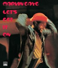 MARVIN GAYE - LET'S GET IT ON (BLU-RAY PURE AUDIO)  BLU-RAY NEU