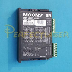 Moons 39 Sr8h 2 Phase Step Motor Driver Compact Digital Step Direction Drive Ebay