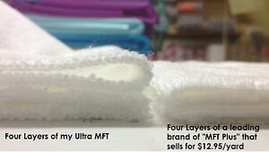 Details about Microfiber Ultra Terry Fabric - Super Absorbent - Sew  diapers, wipes, and more!