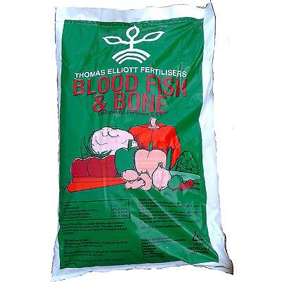 Fish Blood Bone Meal Organic Fertiliser | 2.5Kg