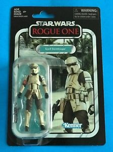STAR WARS THE VINTAGE COLLECTION SCARIF STORMTROOPER VC133