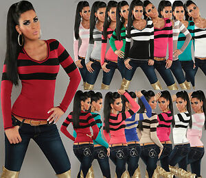 SEXY-TOP-WOMEN-JUMPER-LADIES-SWEATER-PULLOVER-SIZE-6-8-10-12-TOP-CARDIGAN-SHIRT