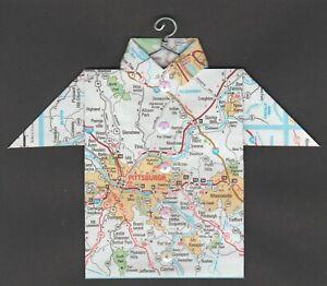 Origami-Map-Shirt-Pennsylvania-Pittsburgh-Monroeville-Glenshaw-Dormont-Plum