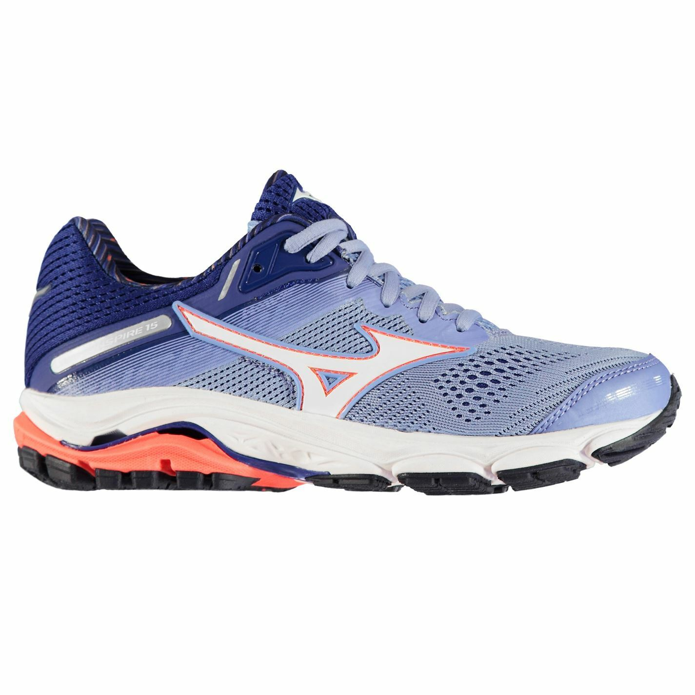 Mizuno Wave Inspire 15 Running shoes Road Womens