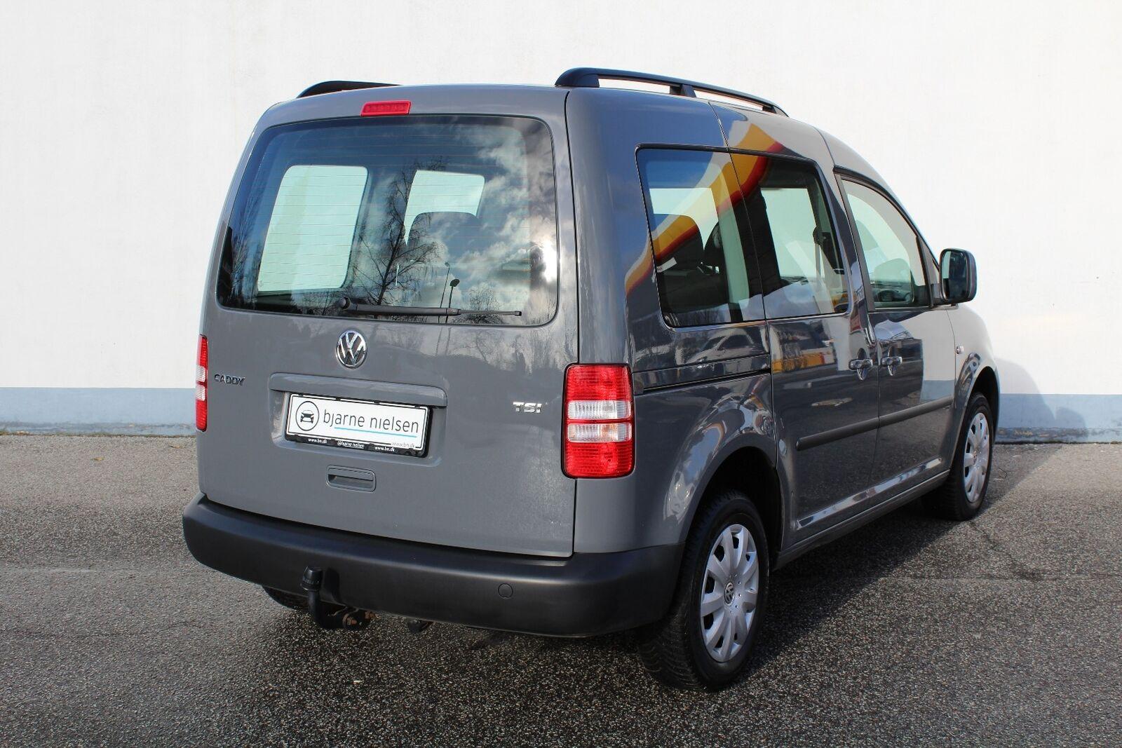 VW Caddy 1,2 TSi 85 Trendline - billede 1