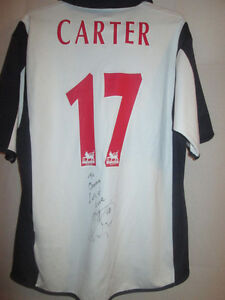 West-Brom-Carter-Signed-Home-2005-2006-Football-Shirt-with-COA-6902