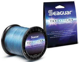 Seaguar Threadlock Braid 50 Lb Test 600 Yards Saltwater Fishing Line