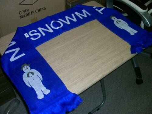 10 SNOWMAN AND THE SNOWDOG RAYMOND BRIGGS INSPIRED CHRISTMAS SCARFS