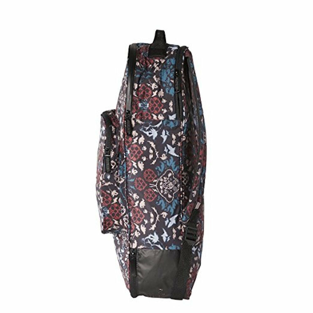367332aa778f adidas Ornamental Block Street Backpack Black Digi Floral Originals ...