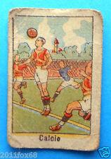figurines cromos figurine sportive anni 30 40 v.a.v. vav pallone calcio football