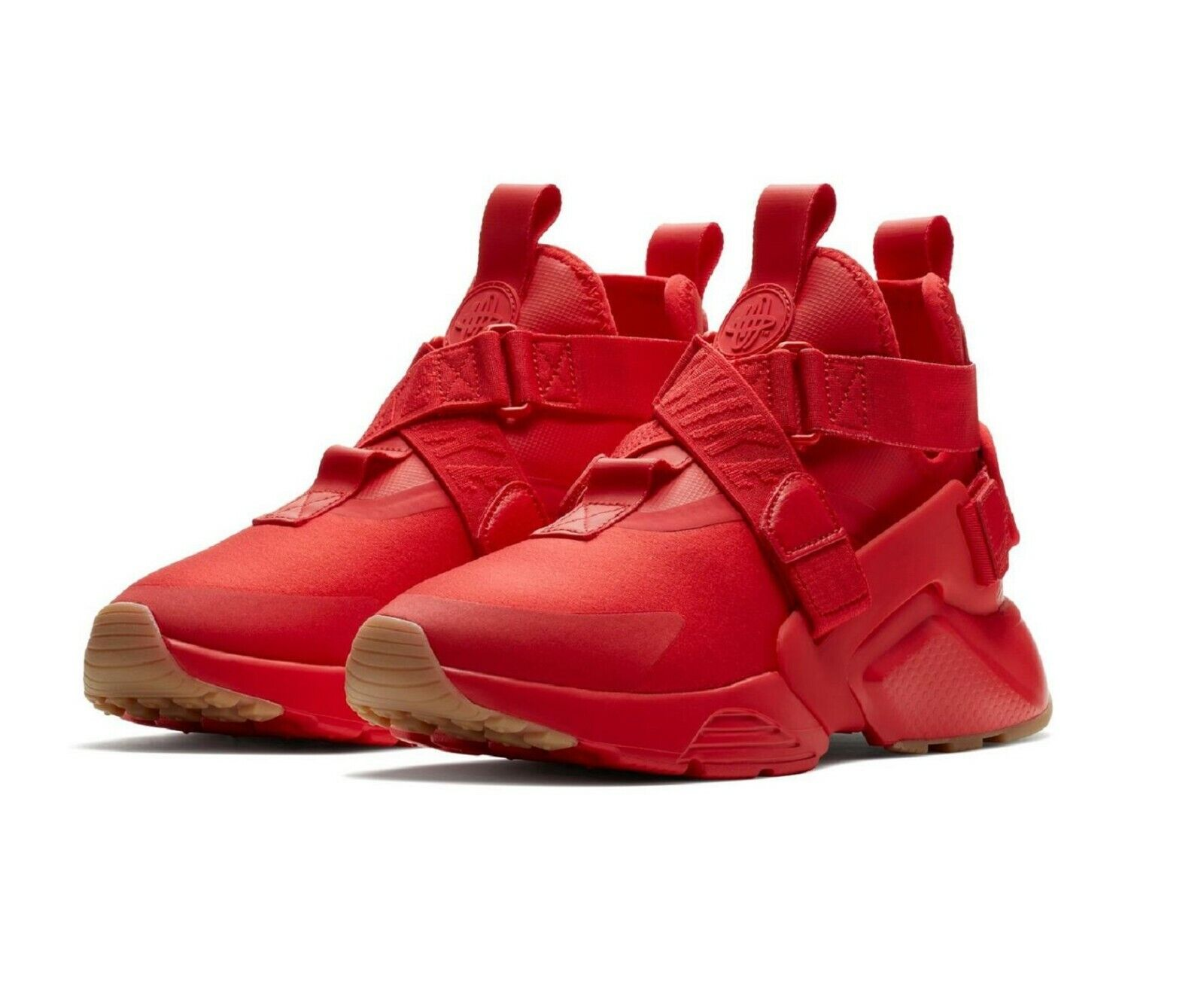 Size 9 - Nike Air Huarache City Speed Red 2018