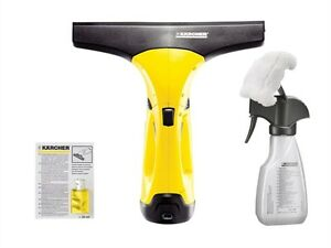 karcher wv2 plus window vac vacuum cordless handheld glass mirror cleaner device ebay. Black Bedroom Furniture Sets. Home Design Ideas
