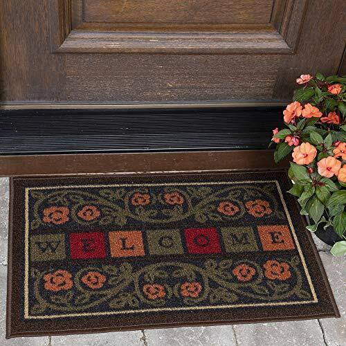 Welcome Mat Non Slip Large Coir Doormat