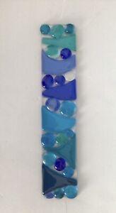 Handmade Ocean Rainbow Stained Glass
