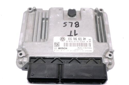 VW Touran Dispositif de commande 1.9 TDI 77 Kw 105ps a moteur 03g906021rn