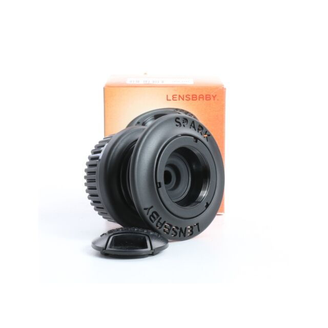 Lensbaby Spark Creative Effects SLR Lens LENSBABY for Canon EF + TOP (234505)