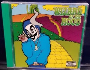 Violent-J-of-Insane-Clown-Posse-Wizard-of-the-Hood-CD-twiztid-shaggy-2-dope