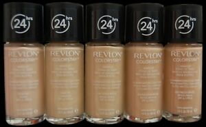 REVLON-ColorStay-Makeup-Foundation-30ml-Various-Shades-with-MAC-equivalent