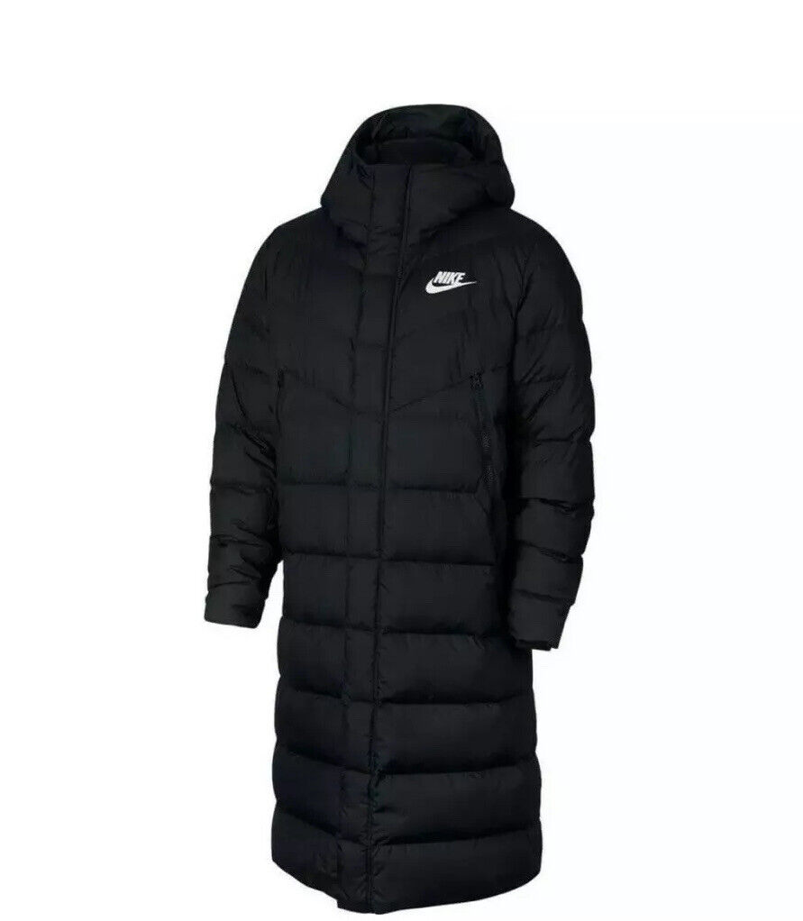 Nike Down Fill Men's Long Parka Coat