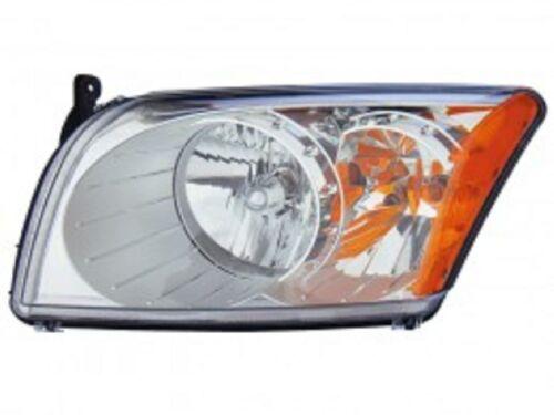 New Dodge Caliber 2007 2008 2009 2010 2011 2012 left driver headlight head light