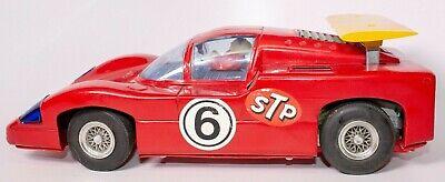 Autos & Lkw Spielzeug Schnelle Lieferung Vintage Japanisch 597ms Chaparral Stp 6 Batteriebetrieben Rennauto