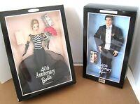 Mattel Barbie & Ken 40th Anniversary Dolls 1999 Collector Edition