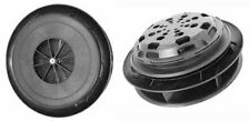 VW Caddy Roof Vent Low Profile Rotary Turbo 2 van ventilator BLACK Crafter T4 T5