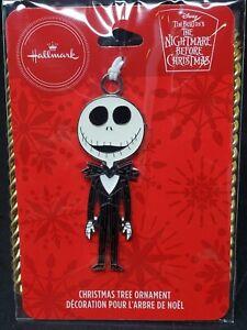 "Hallmark's ""The Night Before Christmas"" Christmas Ornament. ""Jack Skellington""."