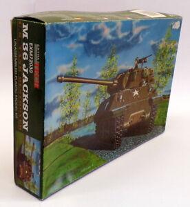 Extra Tech 1/72 Scale Model Kit EXM72030 - M36 Jackson US Tank Destroyer