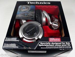 Original-Technics-Japanese-Manfactured-RP-DH1200-Professional-Headphones-for-DJs