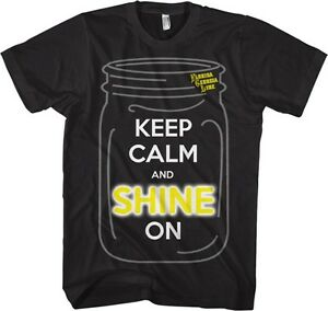Details about AUTHENTIC FLORIDA GEORGIA LINE KEEP CALM & SHINE ON JAR T  SHIRT S M L XL 2XL