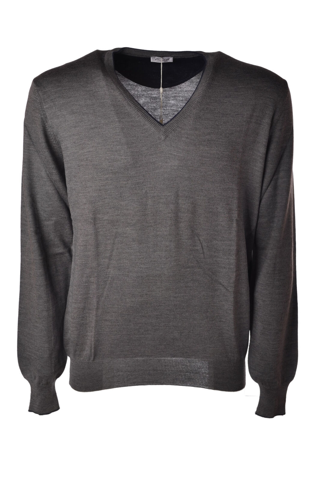 Viadeste  -  Sweaters - Male - Grau - 4666221A181024