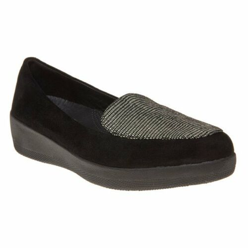 Chaussures Sneaker 99 Loafer 84 39 Taille Noir Fitflop Rrp PE4z1WWc