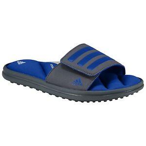 New Adidas Zeitfrei Slide K Boys Youth Flip Flops Us Sz1 4