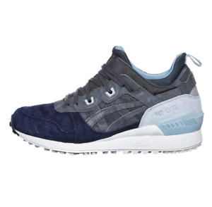 8a7ef629c580f5 Asics Gel Lyte MT III Sneakerboots Carbon Gray Navy Blue  HL7Z1-9797 ...