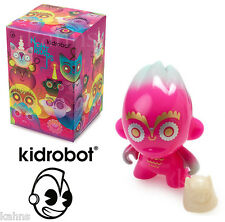 """kidrobot Nightriders Mini 3"""" - Charli - by Nathan Jurevicius Night Riders"""