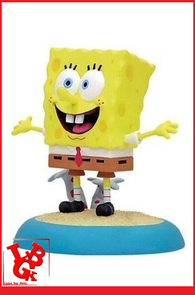 BOB L'EPONGE Statue Attakus Bombyx figure Squarepants spongebob Resin 2000  NEW
